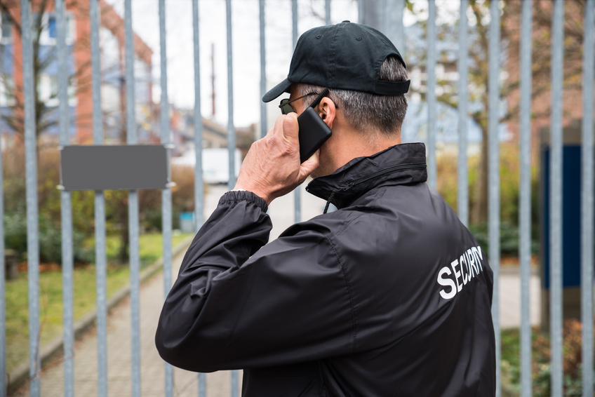 Manned Guarding, Mobile Security and Key Holding